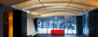 Interiors made of TMW